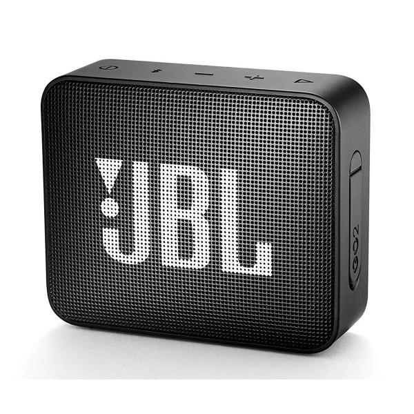 Jbl go2 negro altavoz inalámbrico portátil 3w rms bluetooth aux micrófono manos libres impermeable ipx7