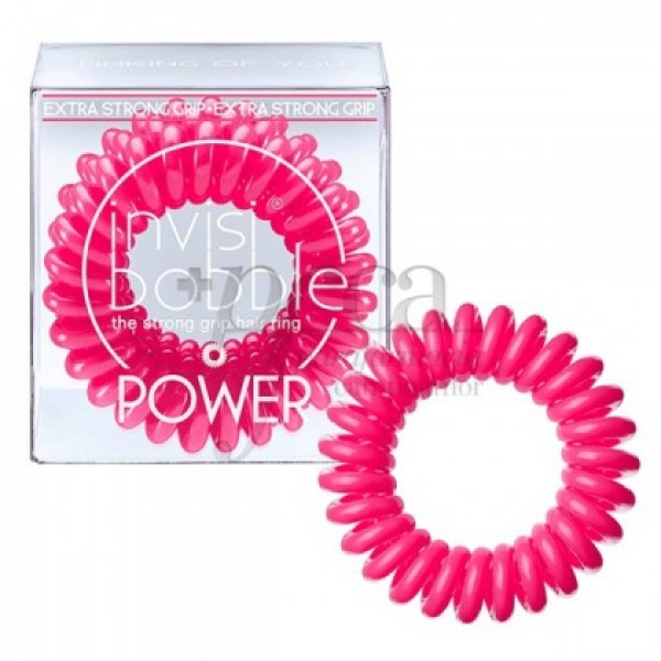 INVISIBOBBLE POWER PINKING OF YOU 3 ANILLOS