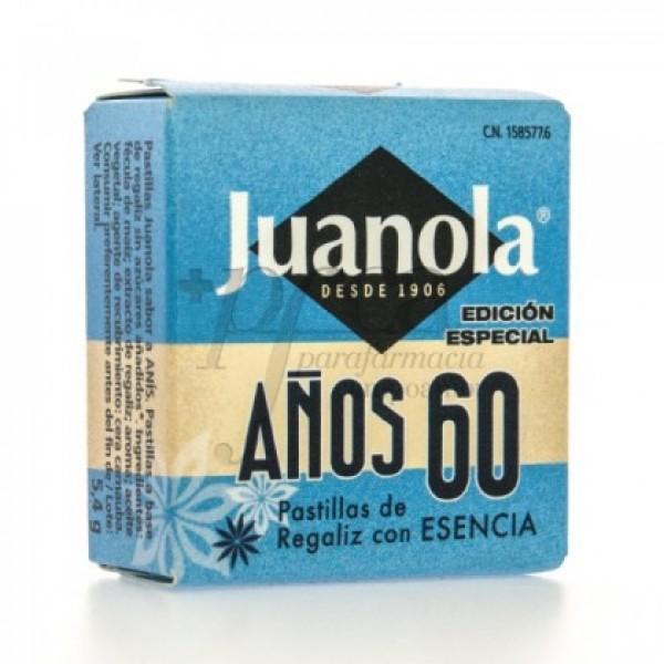 JUANOLA PASTILLAS CON ESENCIA ANIS 5,4G