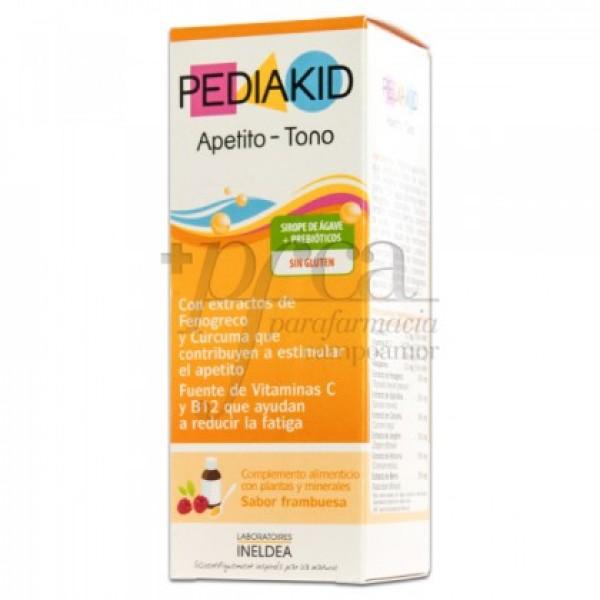 PEDIAKID JBE INFANTIL APETITO 125ML