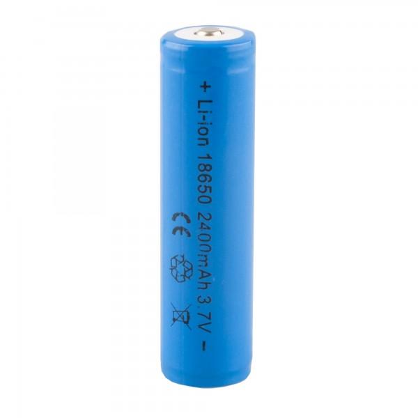 Recambio bateria (mod.18650) 2400mah