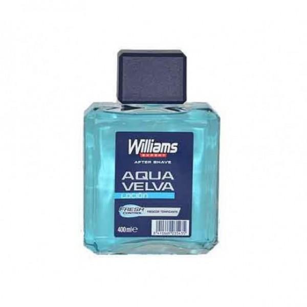 Williams  agua velva mensaje  400 ml