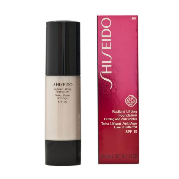 Shiseido maquillaje lifting foundation radiant i60