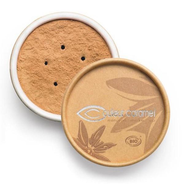 Couleur caramel fond de teint bio mineral nº 03 beige abricot