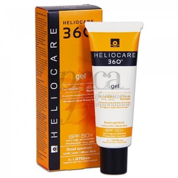 HELIOCARE 360 GEL SPF50 50ML