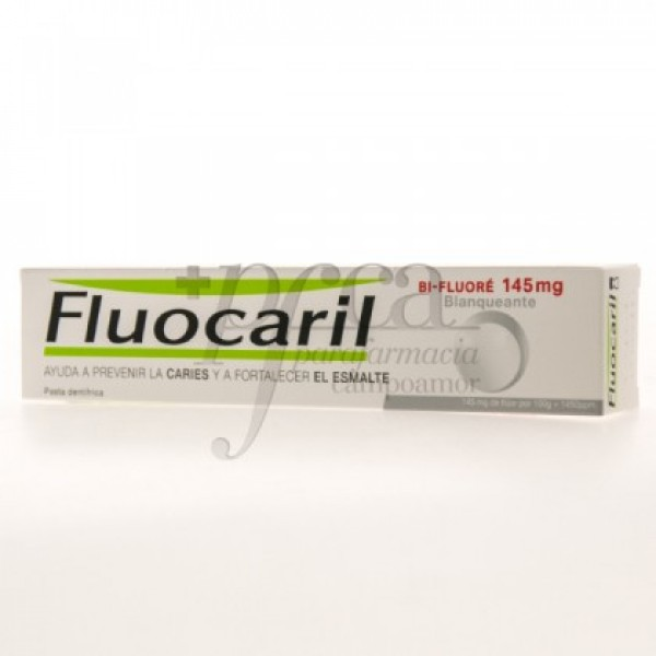 FLUOCARIL BI-FLUORE 145MG BLANQUEANTE 75ML