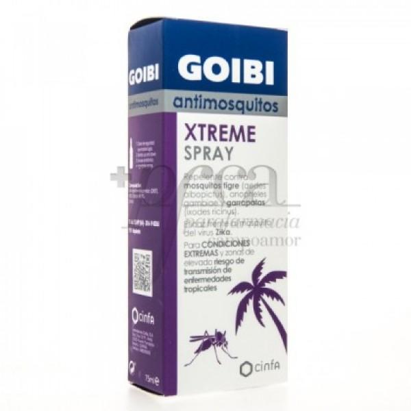 GOIBI ANTIMOSQUITOS XTREME SPRAY 75 ML
