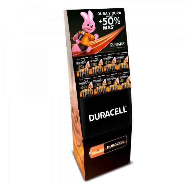 Pila duracell pluspower mix bl.4x80u.ex