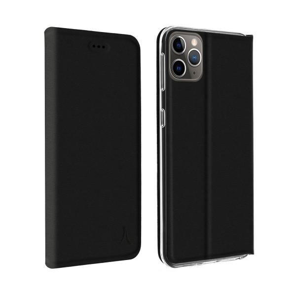 Akashi altfolipxiblk funda folio negro apple iphone 11 pro