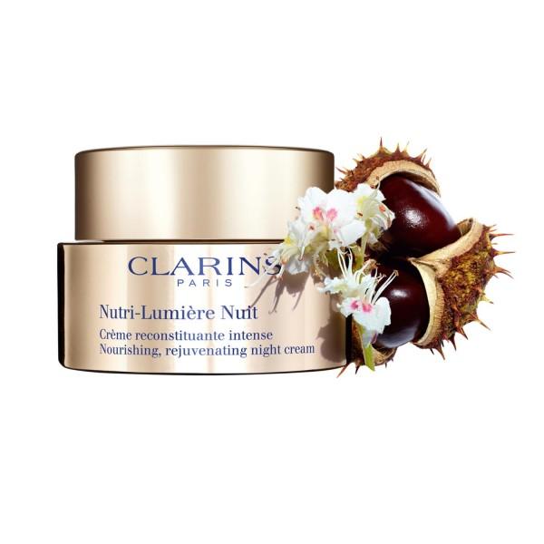 Clarins nutri-lumiere crema de noche 50ml