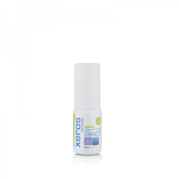 XEROS DENTAID SPRAY SABOR MANZANA 15ML