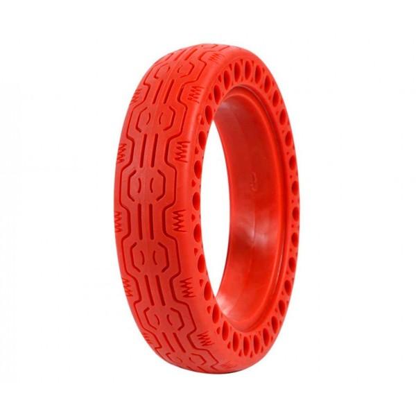 Whinck nduro rojo neumático sólido 8.5'' para xiaomi mija
