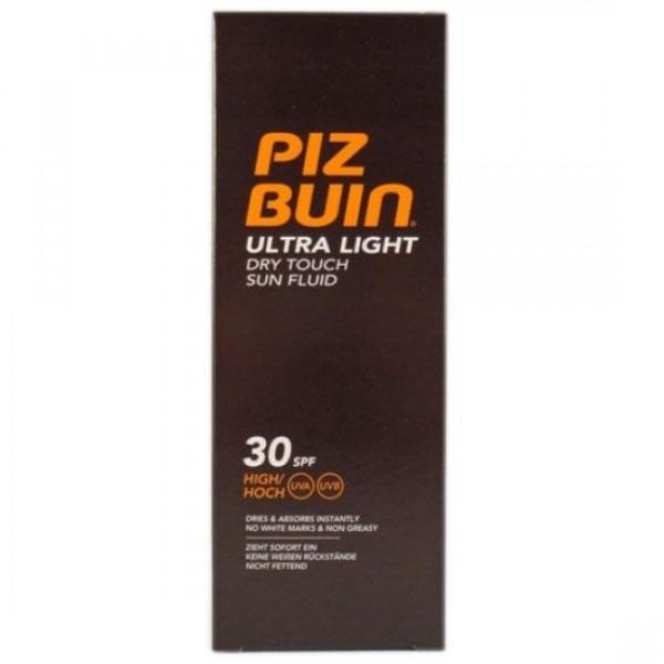 PIZ BUIN ULTRA LIGHT SPF30 TOQUE SECO 150ML
