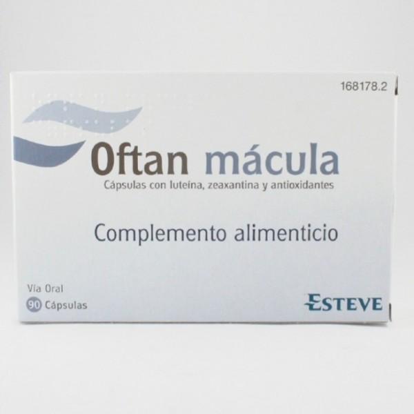 OFTAN MACULA 90 CAPS