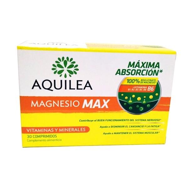 AQUILEA MAGNESIO MAX 30 COMPS