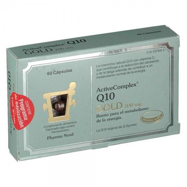 ACTIVECOMPLEX Q10 GOLD 100MG 90 CAPS