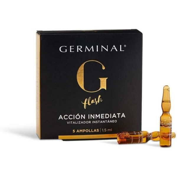 GERMINAL ACCION INMEDIATA PIEL SECA 5 AM